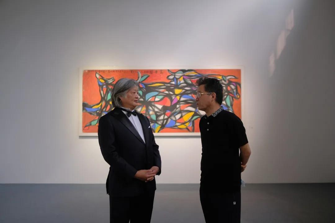 """""""归来——孟昌明艺术2020 """"个人艺术大展在北京开幕"""