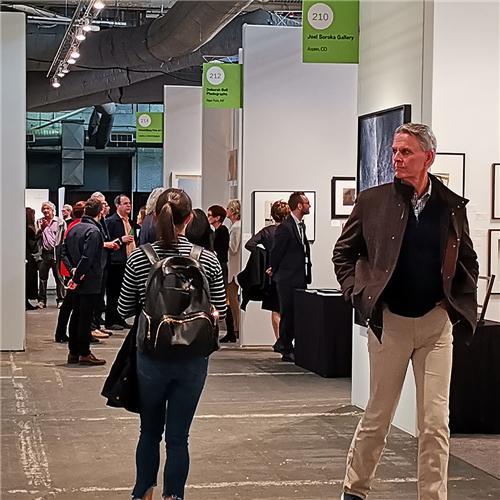 2019年AIPAD摄影大展现场预展现场