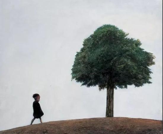 《向树走去》