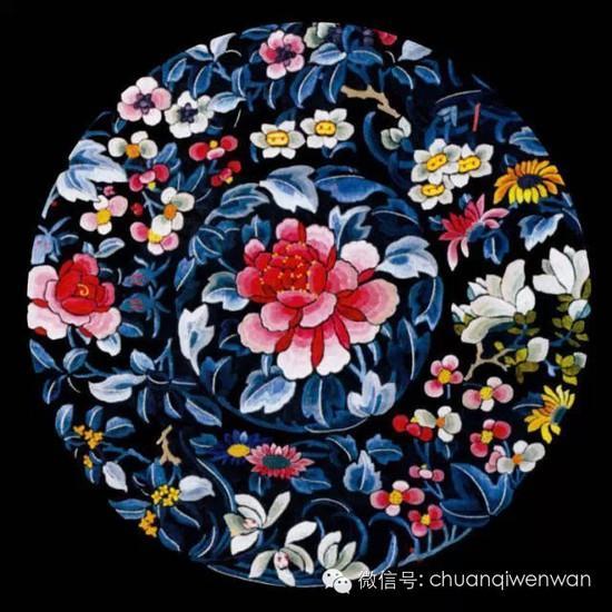 美到爆的中国古典刺绣