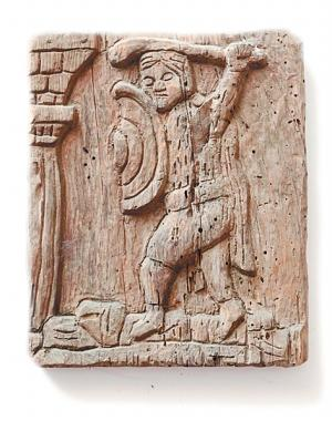 墨西哥木雕