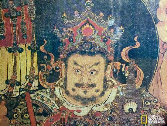法海寺壁画:媲美敦煌的国宝就在帝都西郊酣睡