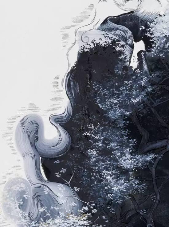 南非女艺术家笔下的黑暗森林