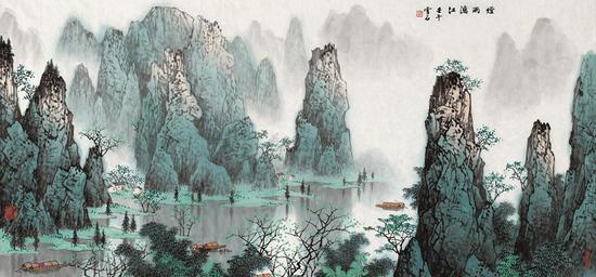 中国画:民族文化精神的艺术表现