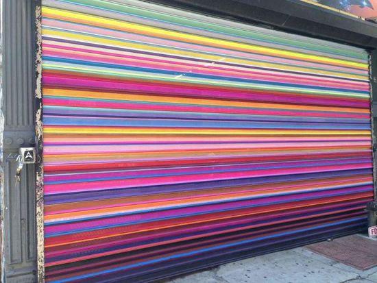 百门计划:纽约下东城身成世界上最大的画廊