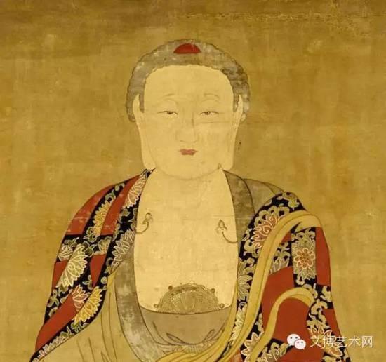 美到无语 收藏在美国的那些佛画