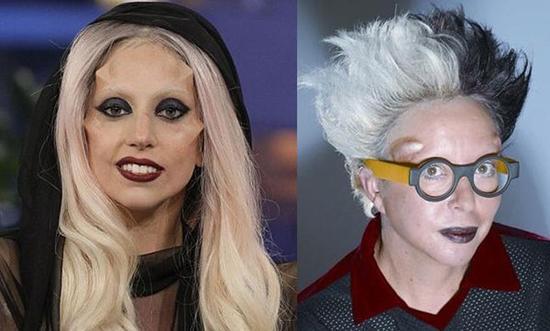 图片:via Artinfo。   2013年因Lady Gaga专辑《天生如此》(Born This Way)涉嫌抄袭而将其告上法庭的法国艺术家奥兰(Orlan)最近将这场涉案金额高达3170万美元(约合人民币2.1亿元)的官司带到了纽约。   据Page Six报道,奥兰的律师于1月6日向曼哈顿联邦法院申请传票,要求传唤Lady Gaga这部视觉效果出位的MV的时尚总监尼克拉弗穆切蒂(Nicola Formichetti)和化妆师比利布拉斯菲尔德(Billy Brasfield),要求这两位MV