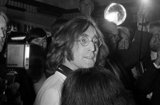 资料图:约翰·列侬