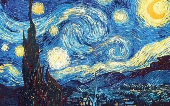 梵高笔下最有故事的25幅名画 梵高 作品 画家