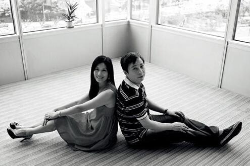 刘益谦、王薇夫妇