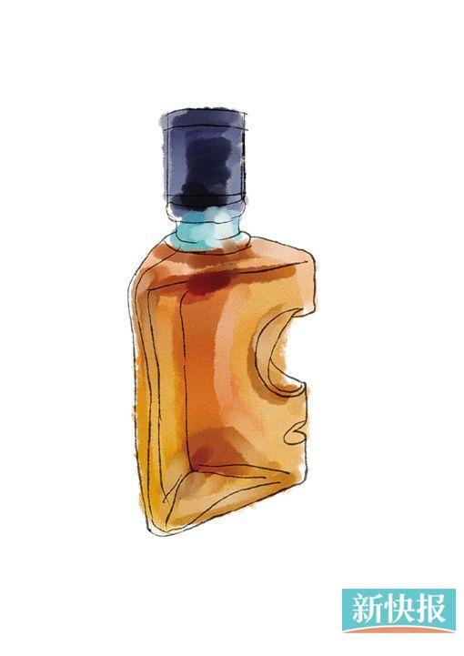 ●朱述贤称自己收藏小酒版的标准是:新、奇、特,这是众多造型独特的其中一款。