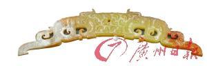 青铜器上铸造夔纹祈求风调雨顺