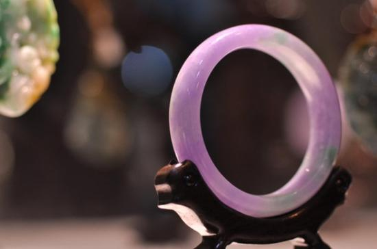 """紫翡翠为何又叫""""作春"""" 你知多少?"""