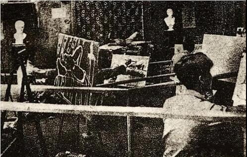 """美术史上关于""""人体画""""的论争"""