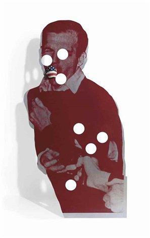 卡迪·诺兰,《忧郁瓦尔德》(1989)。 图片:Courtesy of Christie's