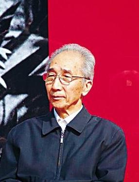中国美协原主席、中央美院原院长勒尚谊