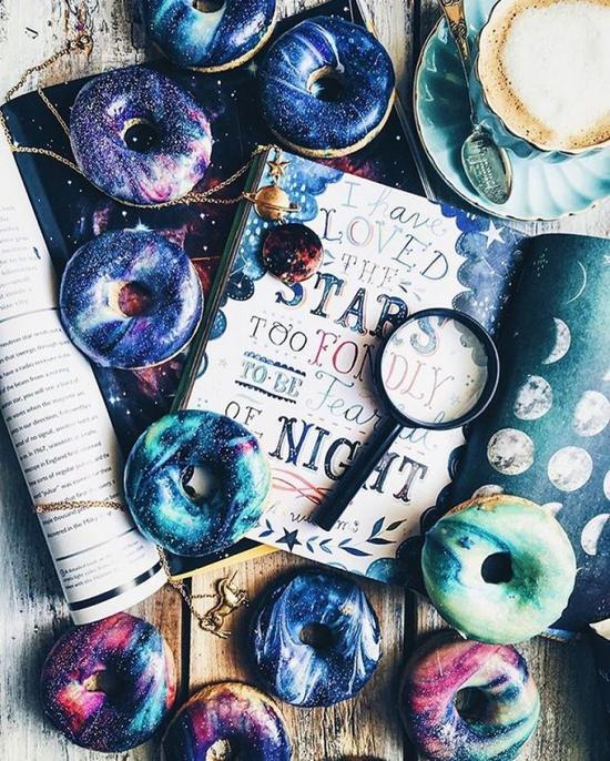 Galaxy Donuts:銀河系甜甜圈讓甜食成為一種奇幻的療癒 2