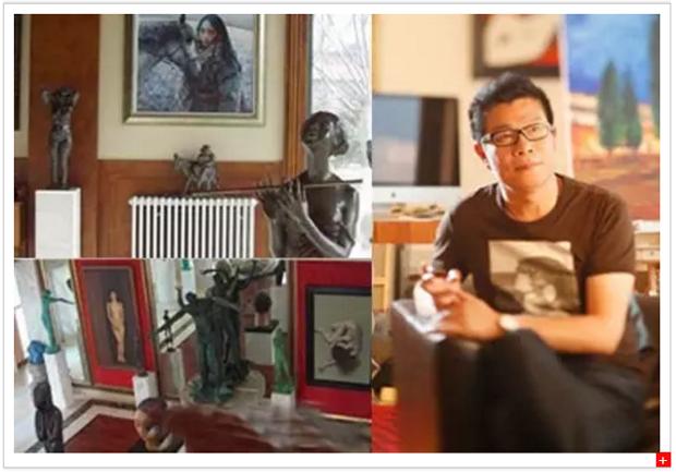 大佬的收藏帝国:王健林赚了1000倍,马云的画比齐白石还贵,刘益谦出手阔绰,堪比乾隆皇帝!