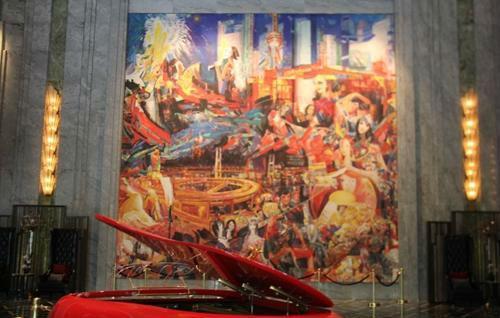 王思聪的酒店如何选艺术品  艺术相关  第3张