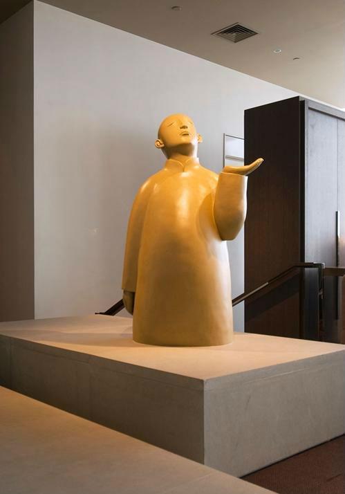 王思聪的酒店如何选艺术品  艺术相关  第11张