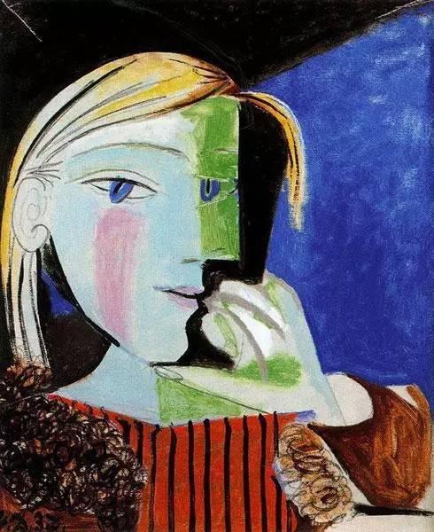毕加索一生阅女无数 唯独她在他艺术里发光发热