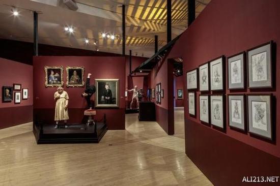 吉尔莫·德尔·托罗藏品展亮相洛杉矶郡立美术馆