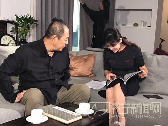张铁林北京豪宅曝光 屋内收藏品值多少钱?