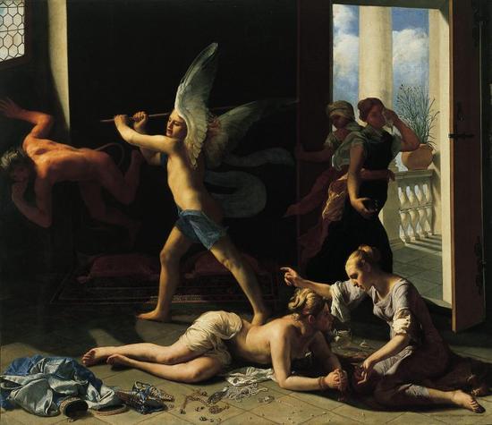 最美私立美术馆展出意大利杰作《忏悔的抹大拉》