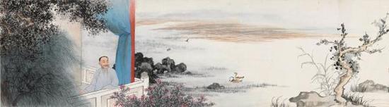 上海博物館藏《劉定之像》