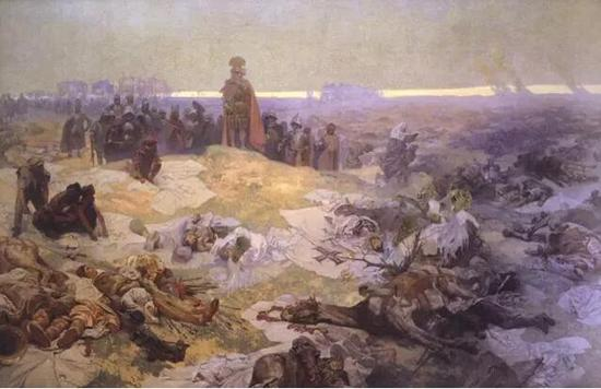 《The Slav Epic》