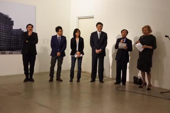 傅文俊作品参加意大利中国当代摄影展-焦点中国网