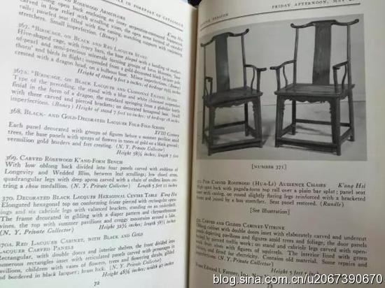 1958年,庞耐主持拍卖专场图录