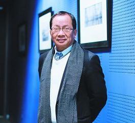 专访台湾山文教基金会负责人、收藏家林明哲