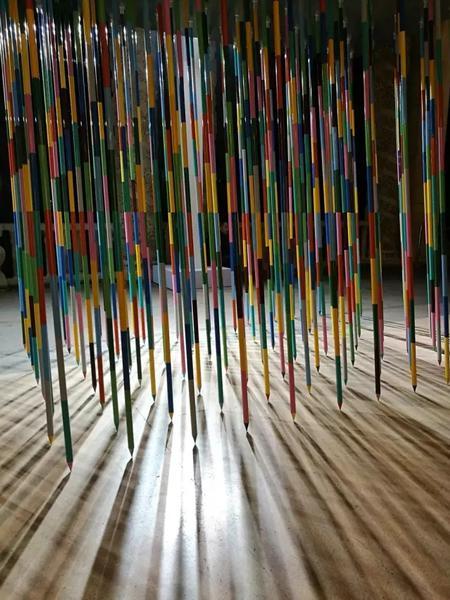 2016 年 ART021 艺博会展览现场