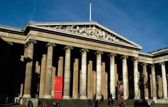 曾在大英博物馆发生的惨案众多。图/取自telegraph。