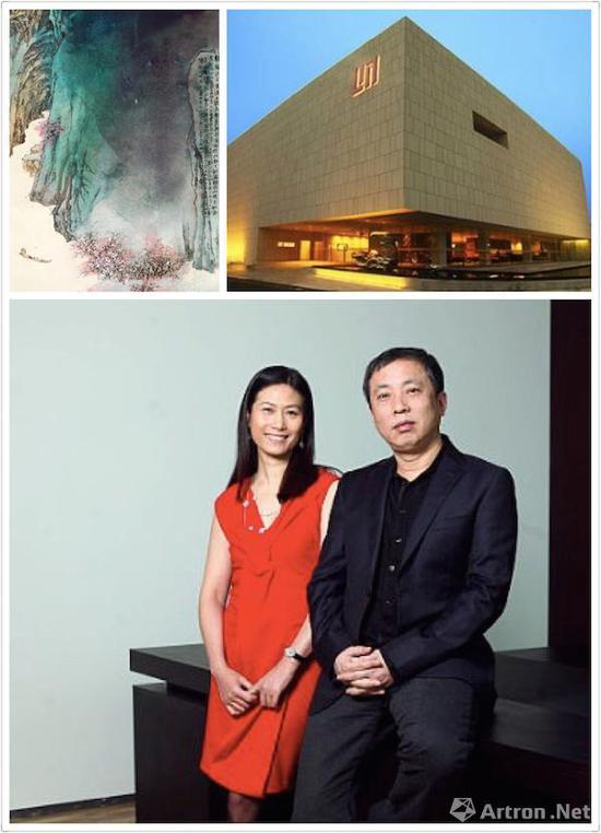 刘益谦、王薇夫妇缔造的龙美术馆帝国