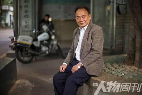 黄江是油画大芬村的缔造者之一 图/本刊记者 大食