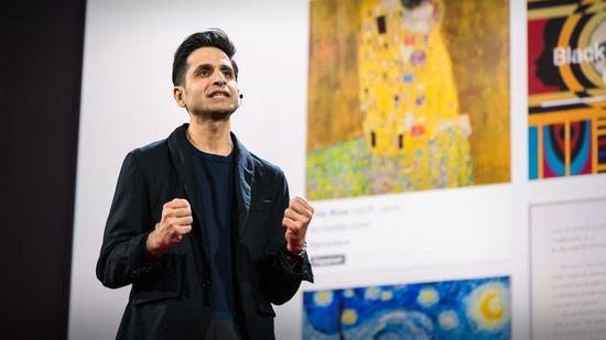 Amit Sood在TED Talk上演讲