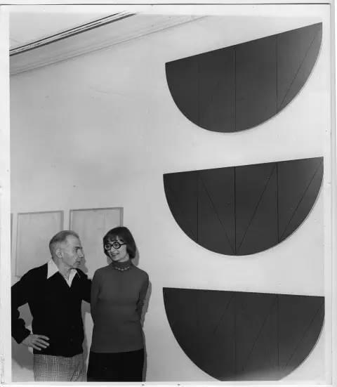沃格尔夫妇1978年在密歇根大学