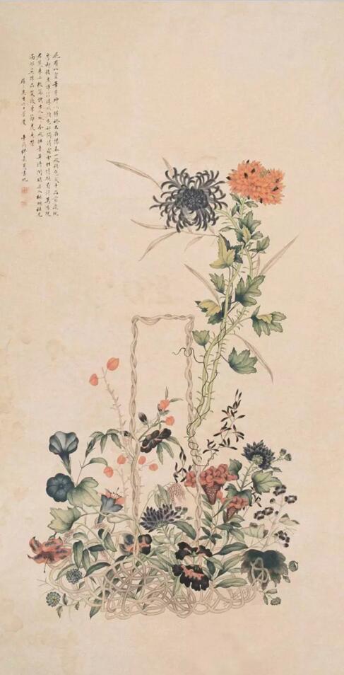 1908年,缪嘉惠平静地长逝于她满壁书画的卧室,时年77岁。