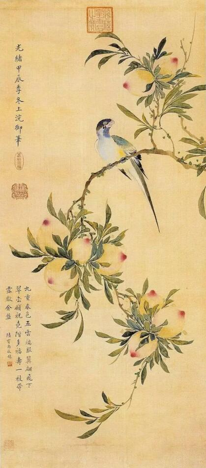 丈夫病逝后,缪嘉惠独自一人带着孩子在昆明,先是弹琴卖艺,勉强糊口,后来写字卖画,以此为生。