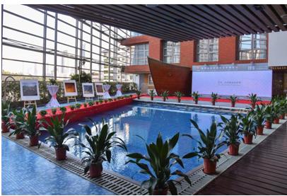 深圳城市艺术博览会游泳池