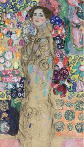 2010年6月伦敦佳士得克林姆特的作品,成交于1880万英镑
