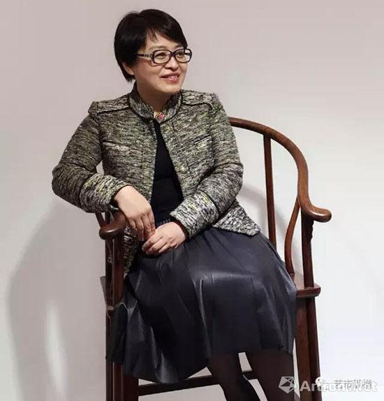 胡妍妍 中国嘉德国际拍卖有限公司董事总裁兼CEO