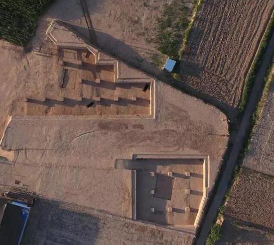 陶寺北墓地