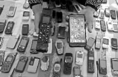 一边是模拟信号,一边是智能4G