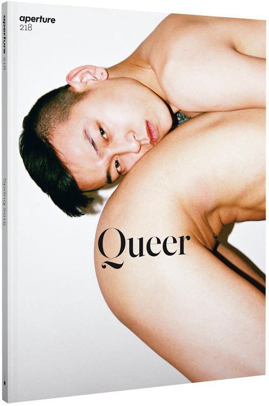 任航作品作为第218期《光圈》杂志的封面。图片:光圈基金会