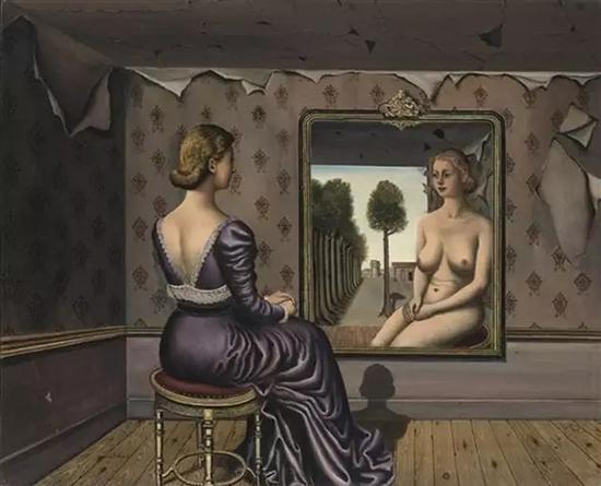 《镜子》,德尔沃,1050万美元,2016伦敦苏富比
