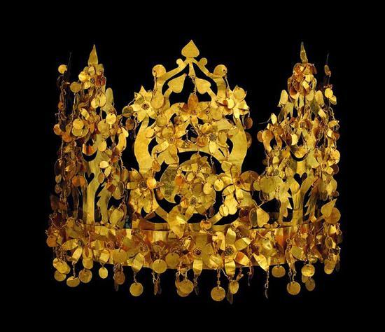 蒂拉丘地王冠(公元25-50年)