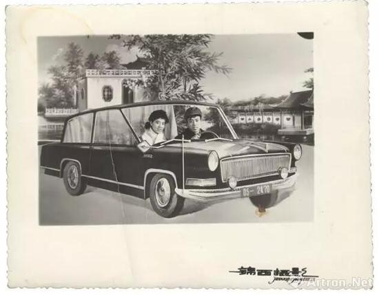 1980s,锦西照相馆,杨威收藏